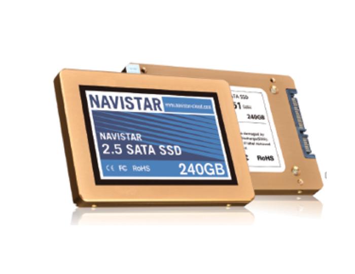 SAS/SATA固态硬盘
